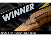 Обои на рабочий стол с рекурсивным луком Bowmaster Winner